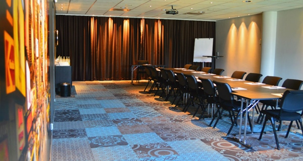 Cutting-edge conference facility at Quality Winn Hotel in Goteborg