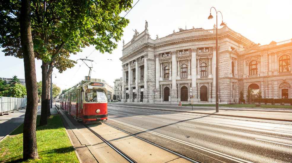 Experience Burgtheater in Vienna with Nordic Choice Club